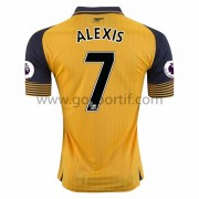 maillot de foot Premier League Arsenal 2016-17 Alexis 17 maillot extérieur..