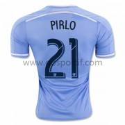 maillot de foot Clubs New York City 2016-17 Andrea Pirlo 21 maillot domicile..