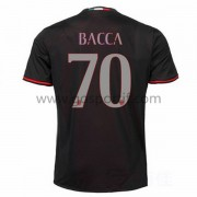 maillot de foot Series A AC Milan 2016-17 Bacca 70 maillot domicile..