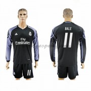maillot de foot La Liga Real Madrid 2016-17 Bale 11 maillot third manche longue..