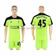 maillot de foot Premier League Liverpool 2016-17 Balotelli 45 maillot third..