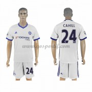 maillot de foot Premier League Chelsea 2016-17 Cahill 24 maillot third..