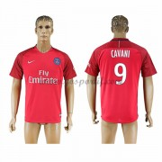 maillot de foot Ligue 1 Paris Saint Germain Psg 2016-17 Cavani 9 maillot extérieur..