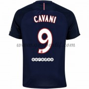 maillot de foot Ligue 1 Paris Saint Germain Psg 2016-17 Cavani 9 maillot domicile..