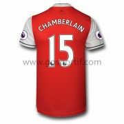 maillot de foot Premier League Arsenal 2016-17 Chamberlain 15 maillot domicile..