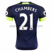 maillot de foot Premier League Arsenal 2016-17 Chambers 21 maillot third..