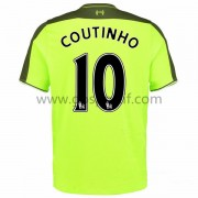 maillot de foot Premier League Liverpool 2016-17 Coutinho 10 maillot third..