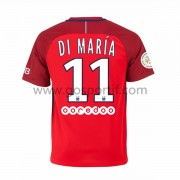 maillot de foot Ligue 1 Paris Saint Germain PSG 2016-17 Di Maria 11 maillot extérieur..