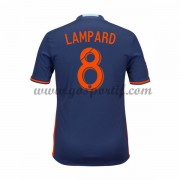 maillot de foot Clubs New York City 2016-17 Frank Lampard 8 maillot extérieur..