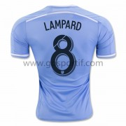 maillot de foot Clubs New York City 2016-17 Frank Lampard 8 maillot domicile..