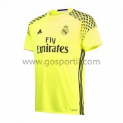 maillot de foot La Liga Real Madrid 2016-17 gardien de but maillot extérieur..