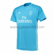 maillot de foot La Liga Real Madrid 2016-17 gardien de but maillot domicile..