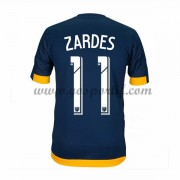 maillot de foot Clubs Los Angeles Galaxy 2016-17 Gyasi Zardes 11 maillot extérieur..