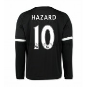 maillot de foot Premier League Chelsea 2016-17 Hazard 10 maillot third manche longue..