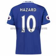 maillot de foot Premier League Chelsea 2016-17 Hazard 10 maillot domicile..