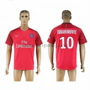 maillot de foot Ligue 1 Paris Saint Germain Psg 2016-17 Ibrahimovic 10 maillot extérieur..