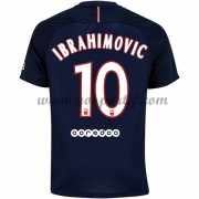 maillot de foot Ligue 1 Paris Saint Germain Psg 2016-17 Ibrahimovic 10 maillot domicile..