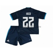 Real Madrid maillot de foot enfant 2016-17 Isco 22 maillot third..