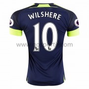 maillot de foot Premier League Arsenal 2016-17 Jack Wilshere 10 maillot third..