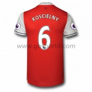 maillot de foot Premier League Arsenal 2016-17 Koscielny 6 maillot domicile..