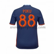 maillot de foot Clubs New York City 2016-17 Kwadwo Poku 88 maillot extérieur..