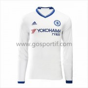 maillot de foot Premier League Chelsea 2016-17 maillot third manche longue..