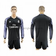 maillot de foot La Liga Real Madrid 2016-17 maillot third manche longue..