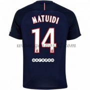 maillot de foot Ligue 1 Paris Saint Germain Psg 2016-17 Matuidi 14 maillot domicile..