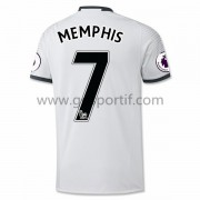 maillot de foot Premier League Manchester United 2016-17 Memphis 7 maillot third..