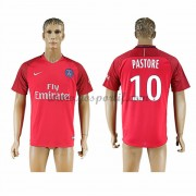 maillot de foot Ligue 1 Paris Saint Germain Psg 2016-17 Pastore 27 maillot extérieur..