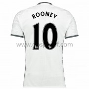 maillot de foot Premier League Manchester United 2016-17 Rooney 10 maillot third..