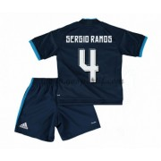 Real Madrid maillot de foot enfant 2016-17 Sergio Ramos 4 maillot third..