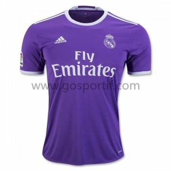 maillot de foot La Liga Real Madrid 2016-17 maillot extérieur