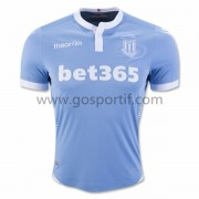 maillot de foot Premier League Stoke City 2016-17 maillot extérieur..