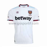 maillot de foot Premier League West Ham United 2016-17 maillot extérieur..