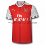 maillot de foot Premier League Arsenal 2016-17 maillot domicile..
