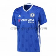 maillot de foot Premier League Chelsea 2016-17 maillot domicile..