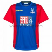 maillot de foot Premier League Crystal Palace 2016-17 maillot domicile..