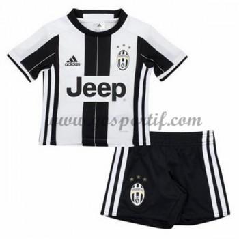 Juventus maillot de foot enfant 2016-17 maillot domicile