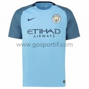 maillot de foot Premier League Manchester City 2016-17 maillot domicile..
