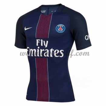maillot de foot Ligue 1 Paris Saint Germain Psg 2016-17 maillot domicile