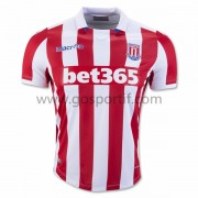 maillot de foot Premier League Stoke City 2016-17 maillot domicile..