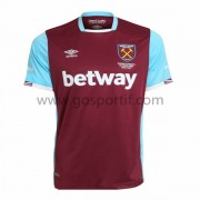 maillot de foot Premier League West Ham United 2016-17 maillot domicile..