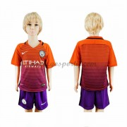 Manchester City maillot de foot enfant 2016-17 maillot third..