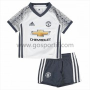 Manchester United maillot de foot enfant 2016-17 maillot third..
