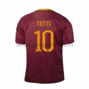 maillot de foot Series A AS Roma 2016-17 Totti 10 maillot domicile..
