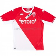 maillot de foot Ligue 1 AS Monaco 2017-18 maillot domicile..