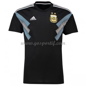 maillot de foot Argentine Coupe du monde 2018 maillot extérieur