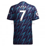 maillot de foot Premier League Arsenal 2017-18 Mesut Ozil 11 maillot third..