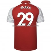maillot de foot Premier League Arsenal 2017-18 Xhaka 29 maillot domicile